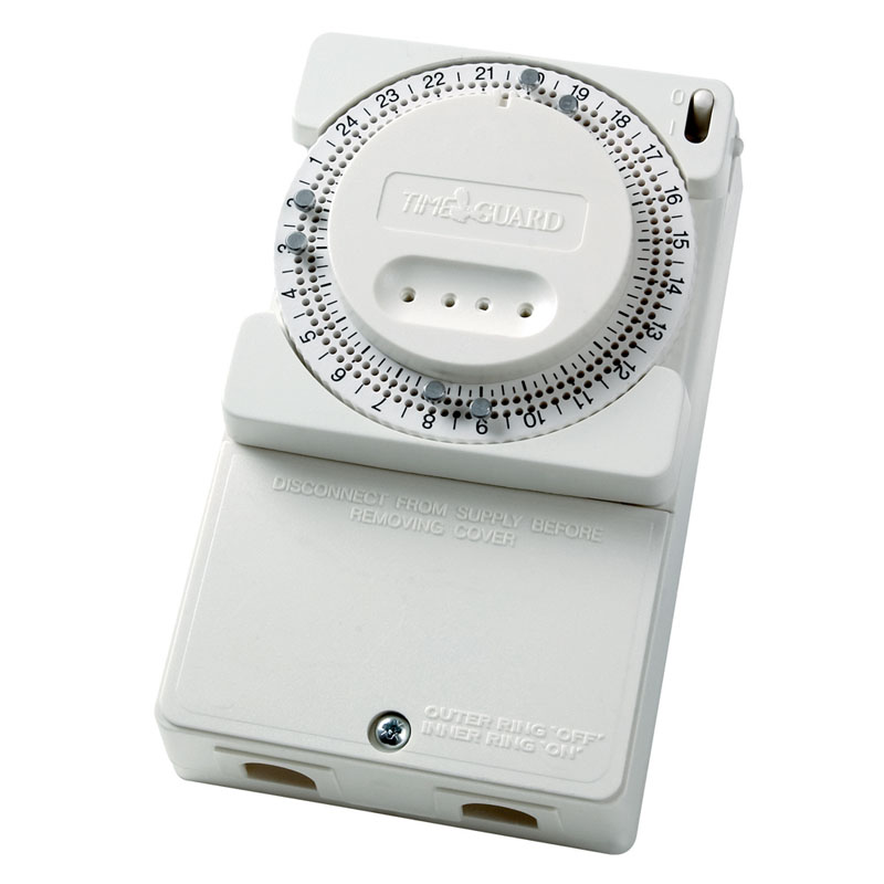 Timeguard Ts900b 24 Hour Immersion Heater Time Controller