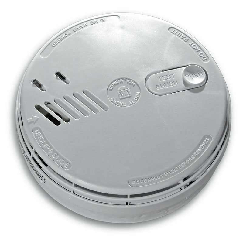 Aico Ei141 Ionisation Smoke Alarm - Mains powered
