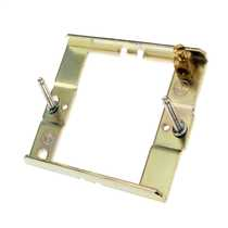 Deta G3401 Gridswitch 1 Module Mounting or Grid Frame for 1 Gang Plate