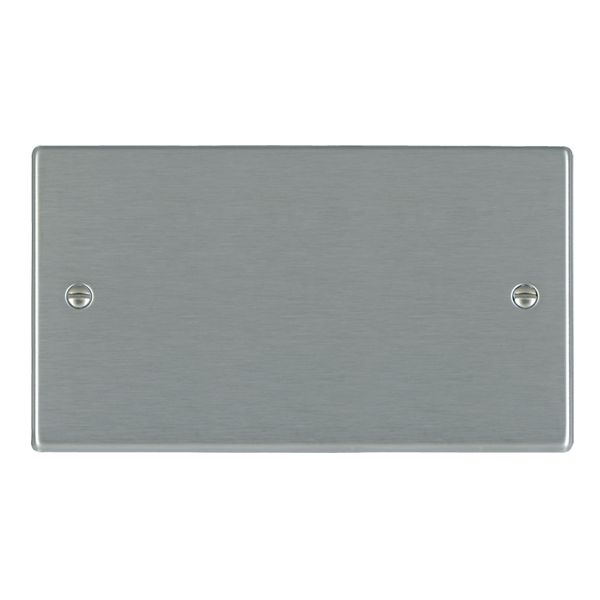 Hartland 74BPD Stainless Steel Blank Plate Double