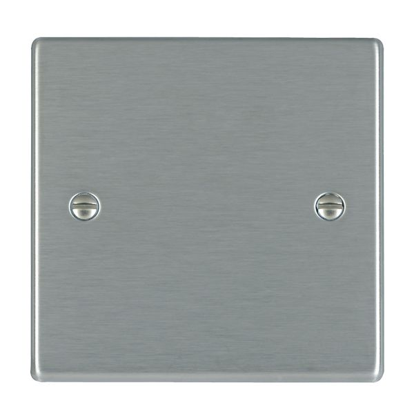 Hartland 74BPS Stainless Steel Blank Plate Single