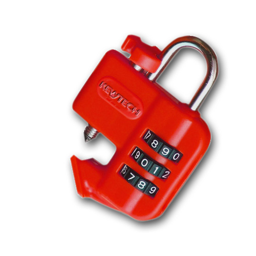 Kewtech KEWLOK Lock Out Combination Lock