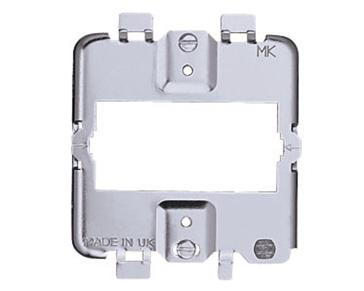 MK Electric K3701 Metalclad Plus 1 Module Grid Mounting Frame