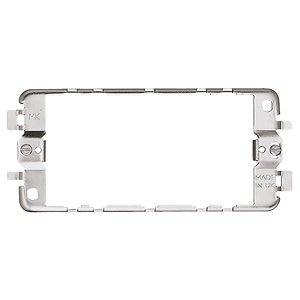 MK Electric K3704 Metalclad Plus 4 Module Grid Mounting Frame.