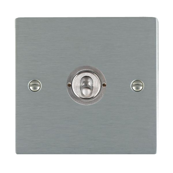 Sheer CFX 84CT31 Satin Steel 10a Dolly Switch Intermediate