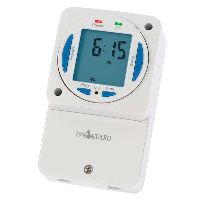 Timeguard NTT06 24 Hour Slimline Electronic General Purpose Timeswitch