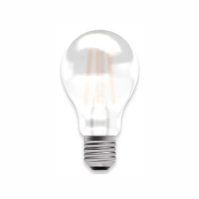 Bell Lighting 05289 6W LED Filament Satin GLS Dimmable - ES, 2700K