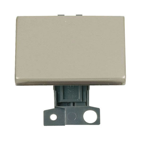 Click Mini Grid MD009PN 2 Way Ingot 10AX Paddle Switch - Pearl Nickel