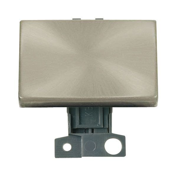 Click Mini Grid MD009SC 2 Way Ingot 10AX Paddle Switch - Satin Chrome