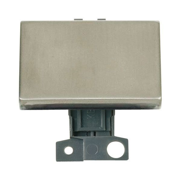 Click Mini Grid MD009SS 2 Way Ingot 10AX Paddle Switch - Stainless Steel