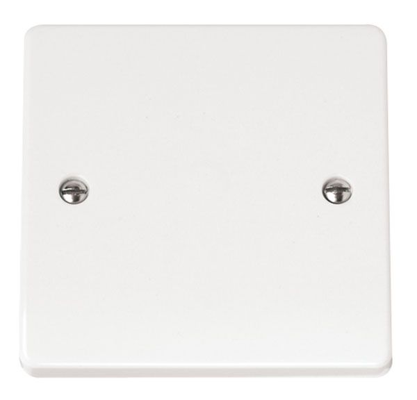 Click Scolmore MODE CMA017 20A Flex Outlet Plate