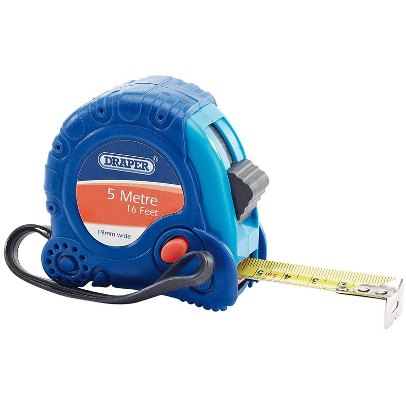 Draper Tools 5M Measuring Tape 75299