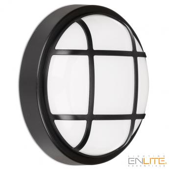 Enlite EN-BZG130BLK 300mm Grill Bezel Black for EN-BH130