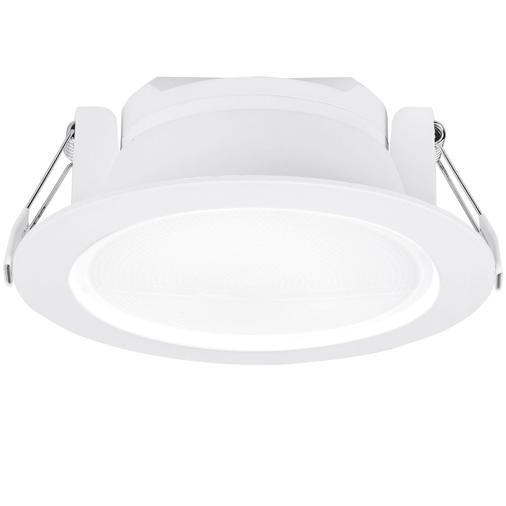 Enlite EN-DDL15/40 220-240V 15W 4in Triac Dim Round LED Downlight 4000K
