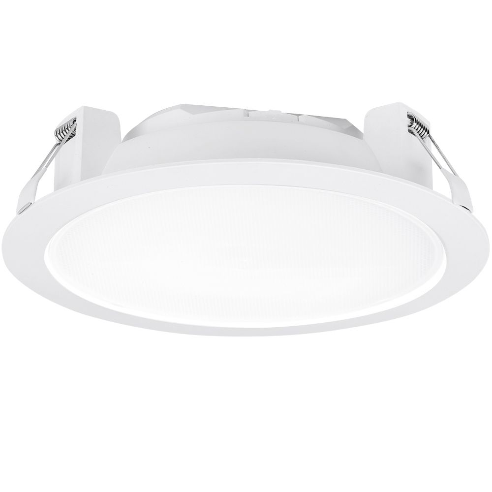 Enlite EN-DDL25/40 220-240V 25W 8in Triac Dim Round LED Downlight 4000K