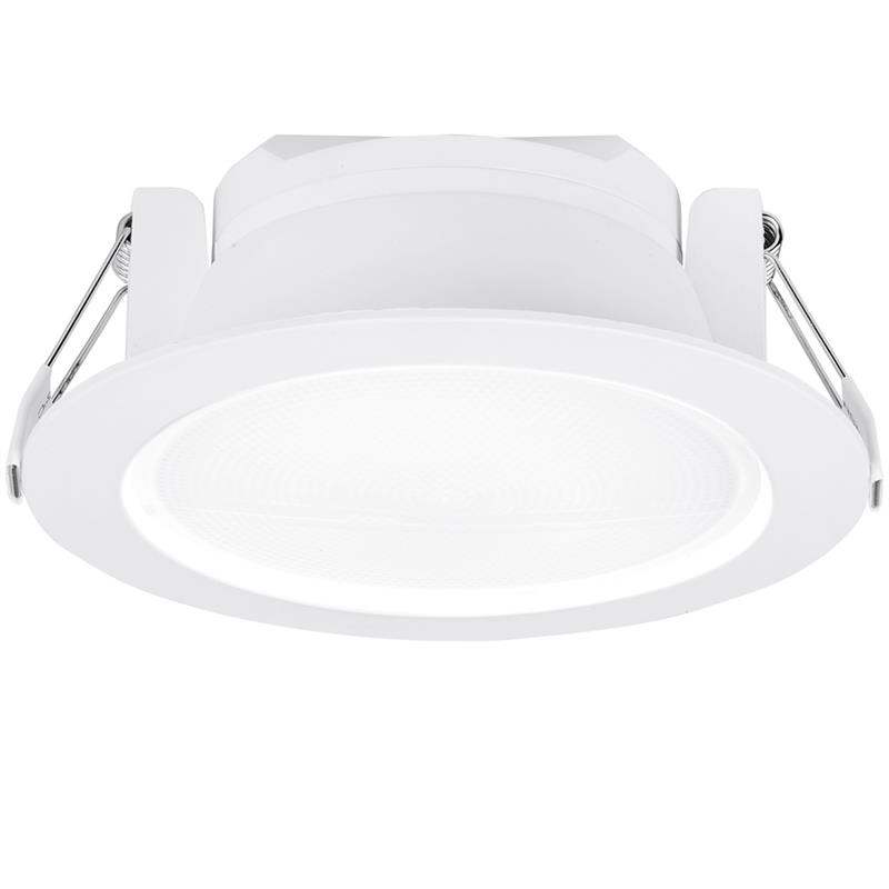 Enlite EN-DL15/30 Uni-fit High Power Commercial 15W LED Downlight Non Dimmable 3000K 1075 lm 4 Inch