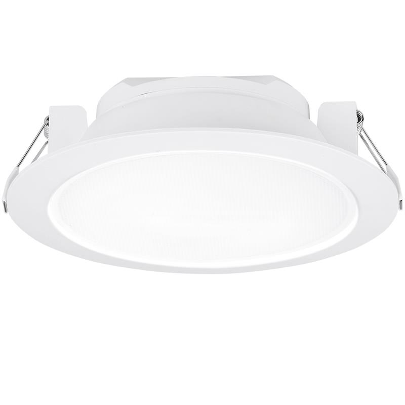 Enlite EN-DL23/40 Uni-Fit High Power Commercial 23W LED Downlight Non Dimmable 4000K 1800 lm 6 Inch