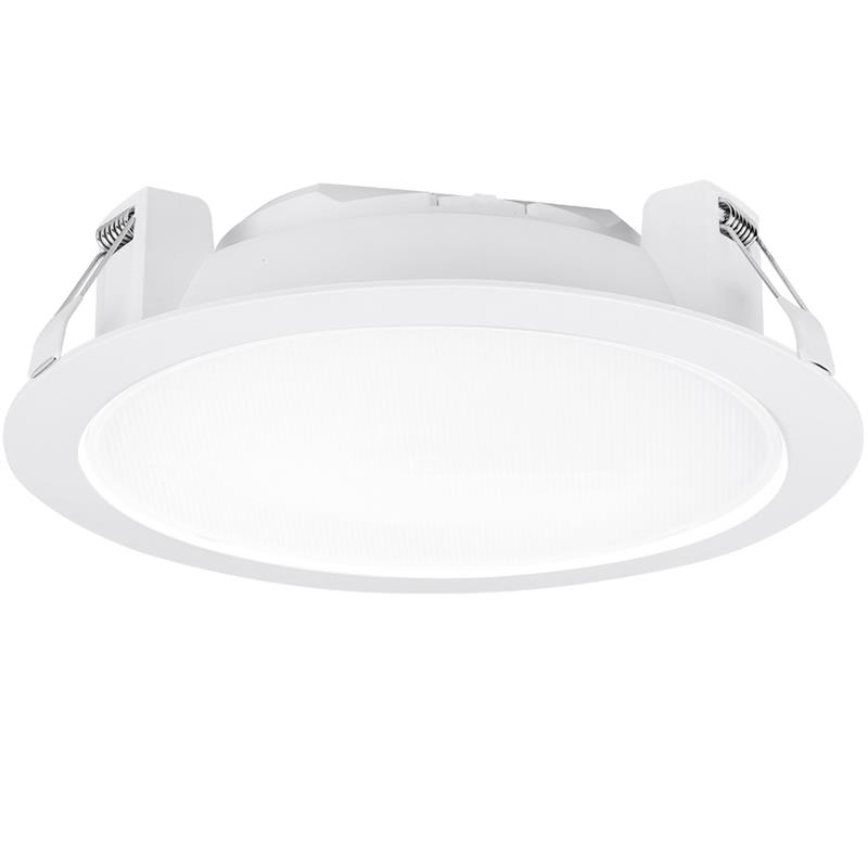 Enlite EN-DL30/40 Uni-fit High Power Commercial 30W LED Downlight Non Dimmable 4000K 2250 lm 8 Inch