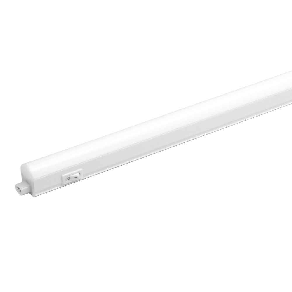 Enlite EN-T504/30 240V 4W 315lm IP20 T5 Linkable Cabinet Light 3000K