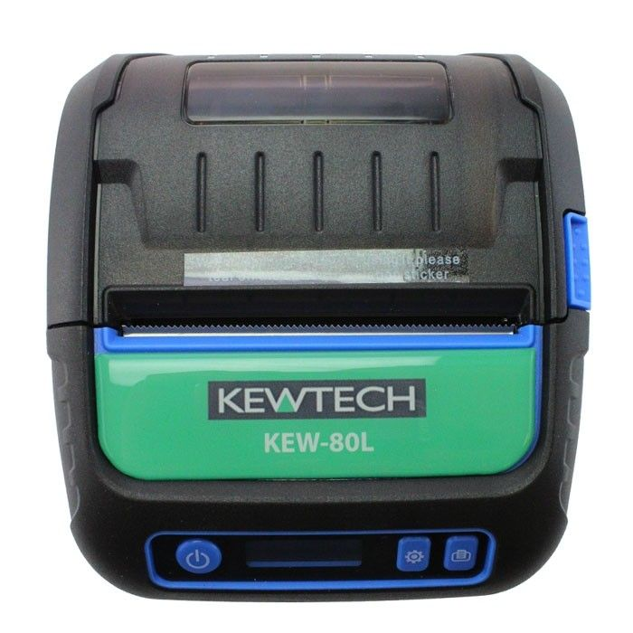 Kewtech KEW80L Bluetooth Label Printer