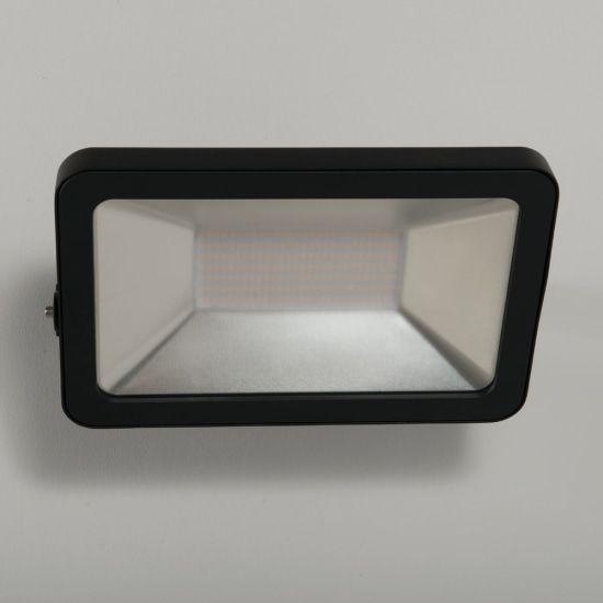 KSR Lighting KSR5291BLK Siena 150W 4000K LED IP65 Floodlight Black