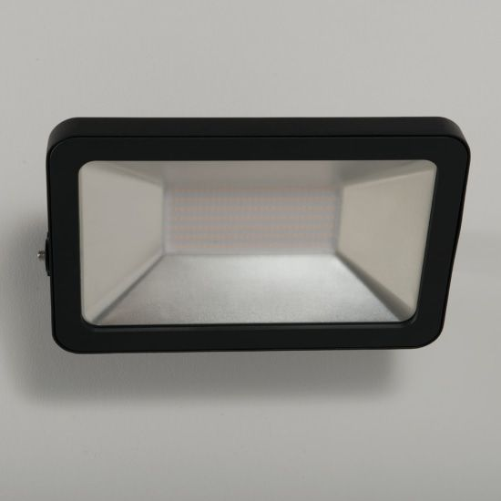 KSR Lighting KSR5292BLK Siena 200W 3000K LED IP65 Floodlight Black