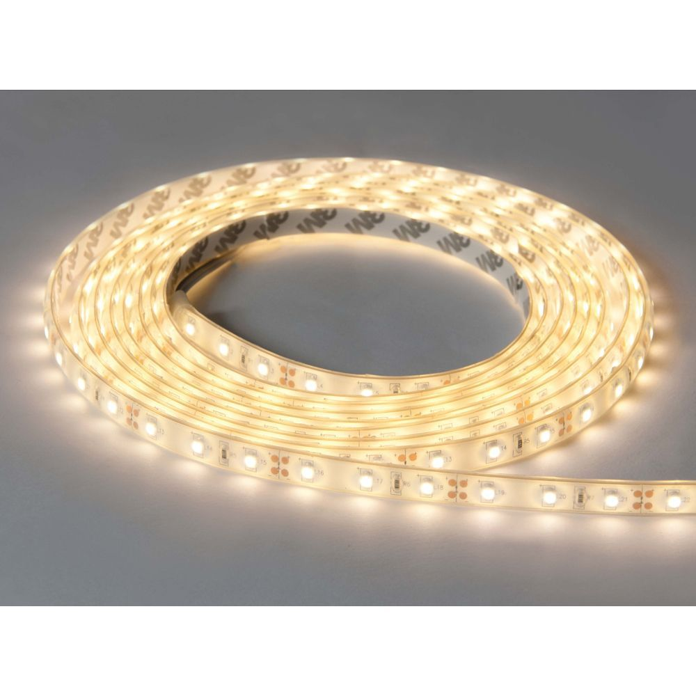 KSR Lighting KSR9765 Novara II 5m 12v 24W 3000K 840lm IP67 LED Strip Kit - Incl Dimmable Driver