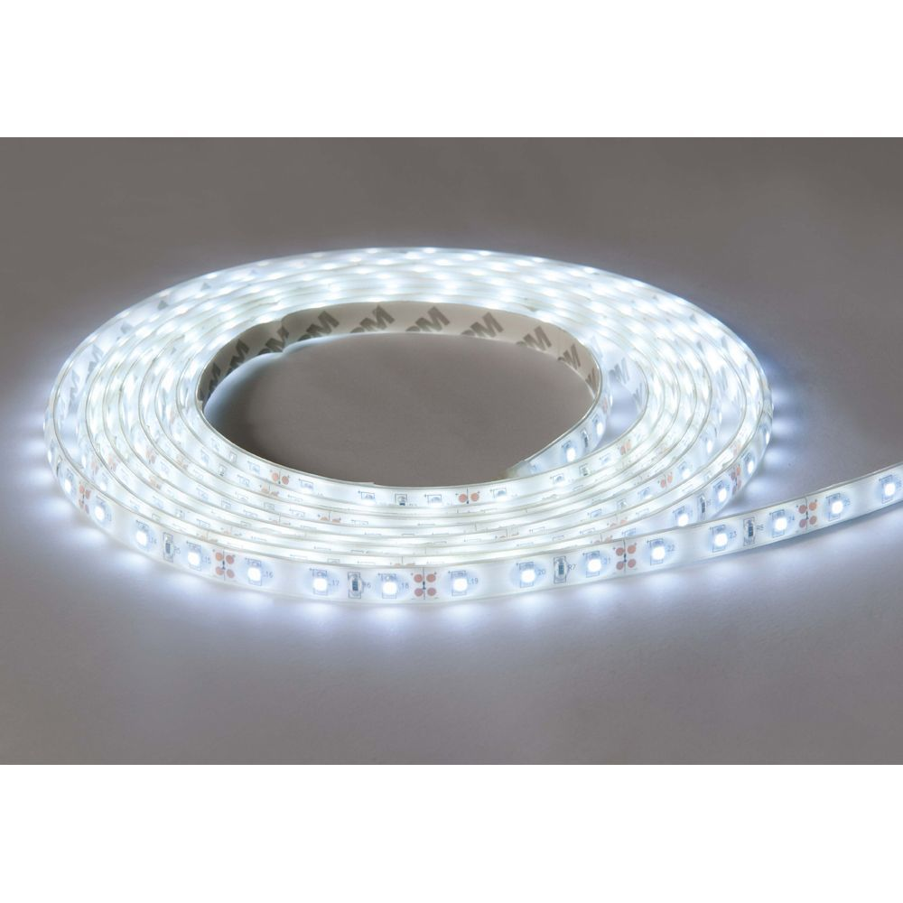 KSR Lighting KSR9766 Novara II 5m 12v 24W 6000K 920lm IP67 LED Strip Kit - Incl Dimmable Driver