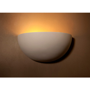 Ksr1743 barrios 40w e27 ip20 dimmable unglazed ceramic wall light aloadofball Images