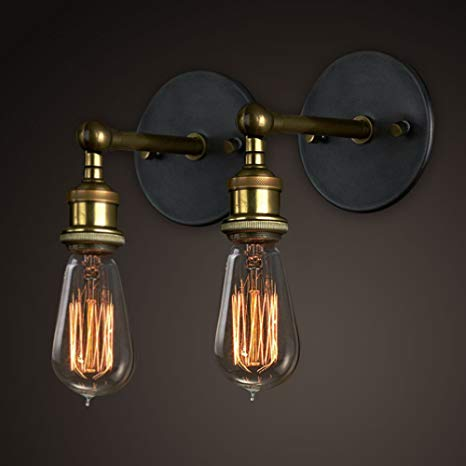 Retro Vintage Wall & Ceiling Lighting