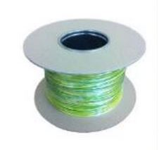 S3GY 3mm Green/Yellow PVC Sleeving 100m Reel