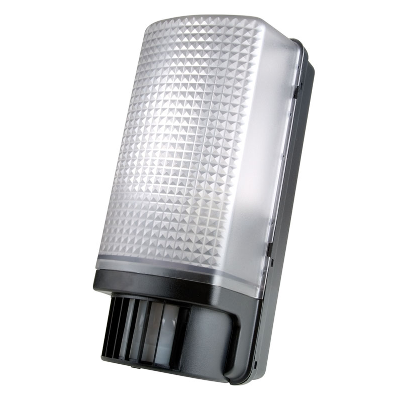 Timeguard SLB88 60W PIR Bulkhead Light in Black