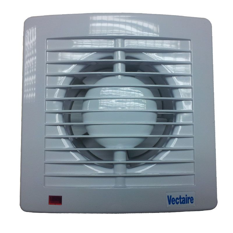 Vectaire AS10 PLUS Very High Performance Slimline Extractor Fan