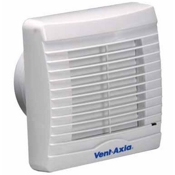 Vent Axia Va100xt Axial Bathroom Toilet Extractor Fan With